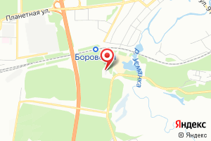 Адрес Газораспределительная станция Грс-3 на карте