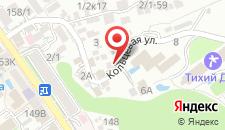 Гостевой дом На Кольцевой на карте