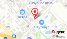 Отель Руслан на карте