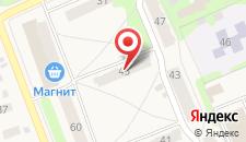 Апартаменты Коллективная, 45 на карте