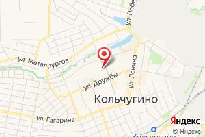 Адрес Газпром межрегионгаз Владимир, территориальный участок г. Кольчугино на карте