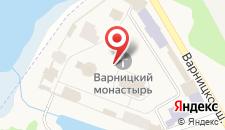 Отель Троице-Сергиев Варницкий мужской монастырь на карте