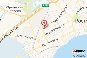 Адрес Водозаборная башня на карте