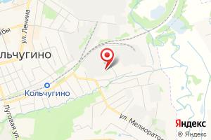 Адрес Коммунальник на карте