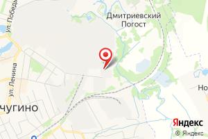 Адрес Электрическая подстанция Кольчугино на карте