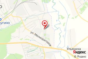 Адрес Электрическая подстанция Белореченская на карте