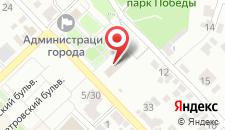 Гостиница Солнечная на карте