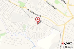 Адрес Газпром газораспределение Липецк, автотранспортный филиал на карте