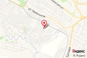 Адрес Газпром газраспределение Липецк на карте