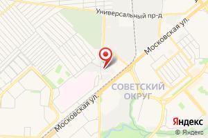 Адрес МУП Липецкводоканал на карте