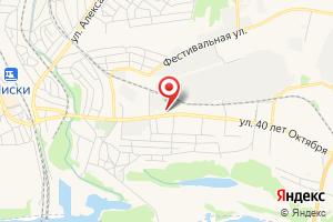 Адрес Газпром межрегионгаз Воронеж, Лискинское обособленное структурное подразделение на карте