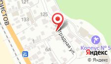Гостевой дом Отдых у Софии на карте