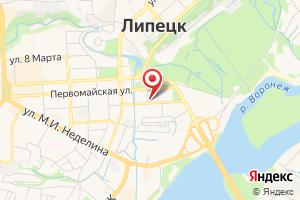 Адрес Эководоканал на карте