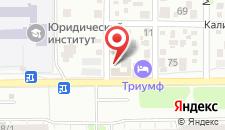 Гостиница Авеню-Эко на карте