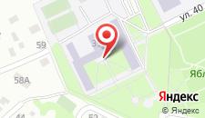 Гостиница Глобус Групп Фитнес на карте
