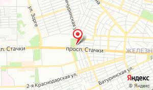 Адрес Ремонтно-строительный участок Ростовские городские электрические сети филиал Донэнерго