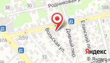 Мини-отель Уют-House на карте