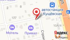 Гостевой дом У Татьяны на Щорса 198 на карте