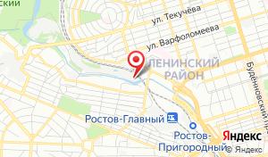 Адрес Ростовская дистанция электроснабжения