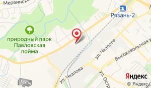 Адрес Рязанская дистанция электроснабжения