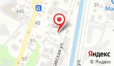 Пансионат ПримаВера на карте