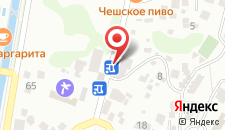 Мини-отель MozArt Inn на карте