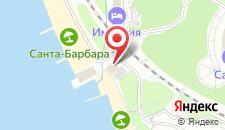 Гостиница Sochi Beach Hotel на карте