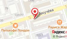 Бутик-Отель Welcome House на карте