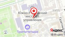 Отель Николаевский на карте