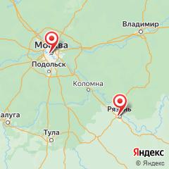 Новиков Сергей Андреевич отзывов Рязань карта