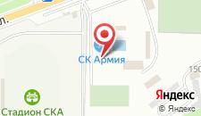 Гостиница Колибри на карте