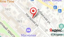 Отель Fidan Spa Hotel на карте