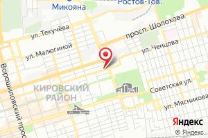 Адрес СервисКомфорт на карте