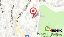 Пансионат Подмосковье на карте