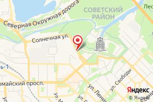 Адрес Водоканал города Рязани, Болдыревская водопроводная насосная станция на карте