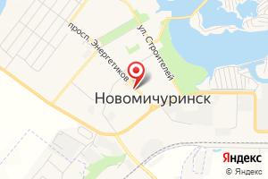 Адрес Рязанская энергетическая сбытовая компания на карте