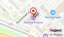 Гостиница Ловеч-Спорт на карте