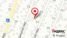 Гостевой дом на Хоперском 57а на карте