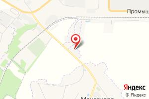 Адрес Электрическая подстанция Новомичуринск на карте
