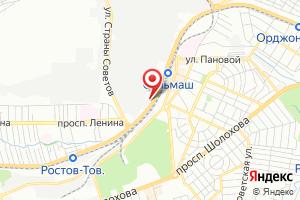 Адрес Донская региональная компания на карте