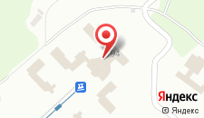 Ресторанно-гостиничный комплекс Катюша на карте