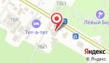 Гостиничный комплекс Аверон на карте