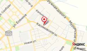 Адрес Приокские электрические сети филиал Рязаньэнерго