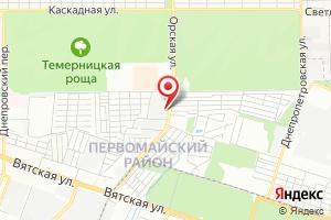 Адрес Центр прочистки канализации на карте