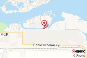 Адрес Береговая насосная станция № 2 на карте