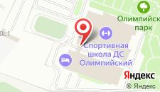 Отель ДЮСШ ДС на карте
