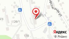 Гостевой дом Идиллия на карте