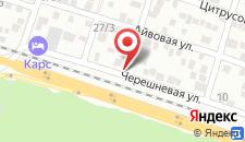 Мини-отель Карс на карте