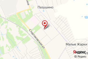 Адрес Участок ВиК Резинотехника на карте