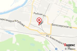 Адрес Электрическая подстанция Западная на карте
